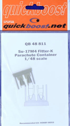 Quickboost 1/48 Su-17/22M3/M4 Fitter-K parachute container for Hobby Boss 48811