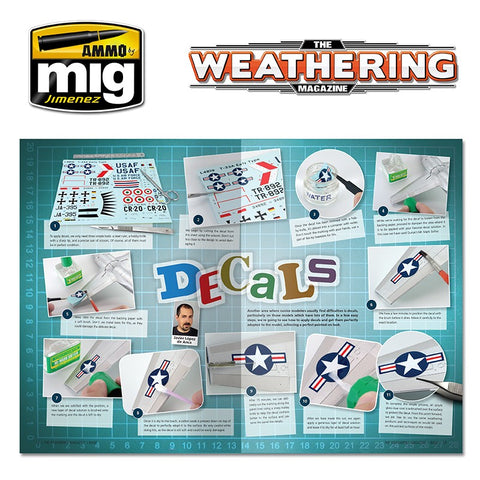 AMMO by Mig Jimenez The Weathering Magazine Issue 22 - BASIC - A.MIG4521