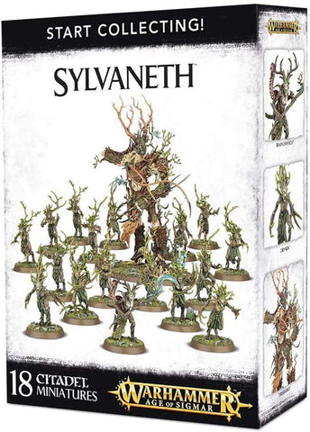 Games Workshop #7092 - Start Collecting! Sylvaneth (18 Citadel Miniatures)