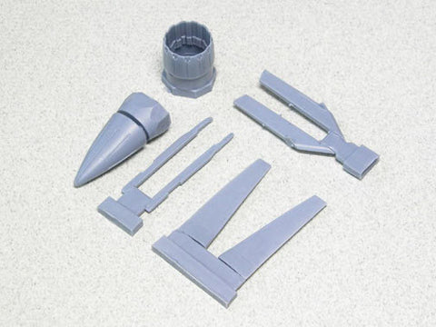Wolpack 1/72 resin F-16CG Block 40E Update set for Academy  - WP72012