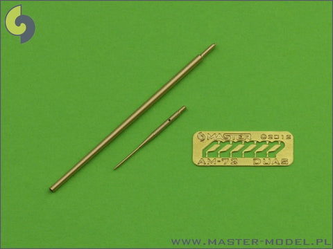 Master Model 1/72 MiG-21bis Fishbed L/N Pitot Tube - AM72044