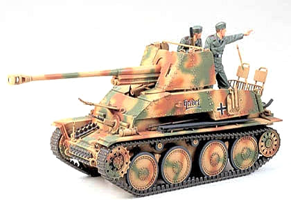 TAMIYA 1/35 Scale GER. TANK DESTROYER MARDER III Assembly kit - #35248