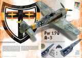 AK Interactive Magazine ACES HIGH ISSUE 11 FW 190 DER WÜRGER - AK2921