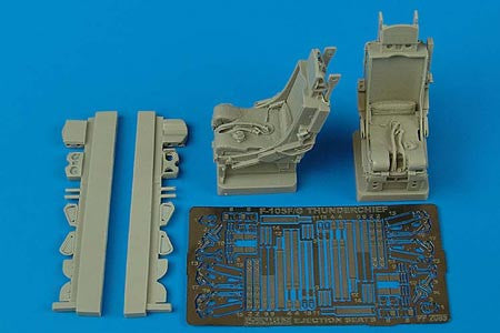 1/32 Aires F-105F F-105G Thunderchief resin Ejection Seats #2085