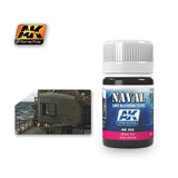 AK Interactive Naval Weathering Enamels choose your color AK301 thru AK306