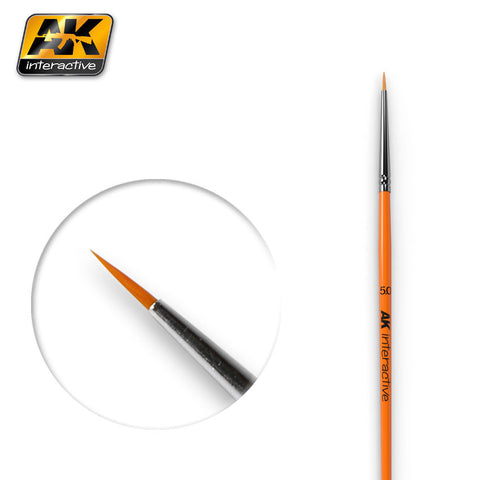 AK Interactive Modelling Paint Brushes choose from AK600 thru AK611