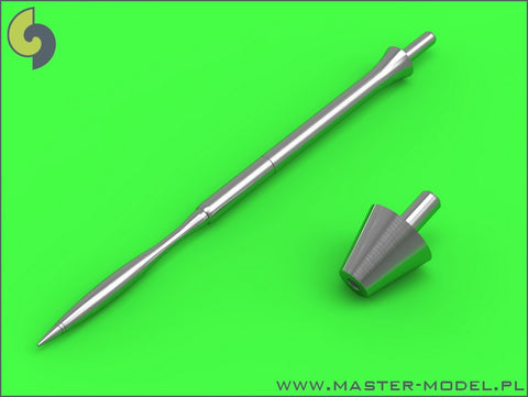 Master Model 1/32 Dassault Mirage III - Pitot Tube w/ adapter for Italeri  - AM32090
