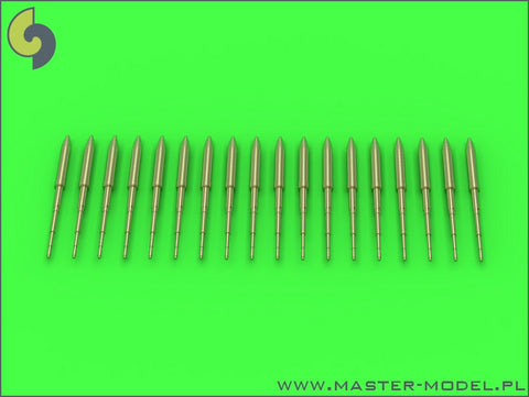 1/48 Master Model Static dischargers for F-16 Falcon  AM48112