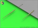 1/72 Master Model  Static Dischargers for F-16 Falcon  AM72092