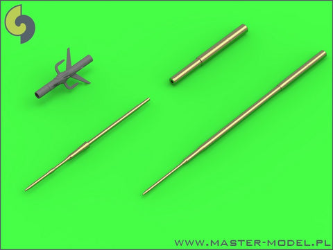 Master Model 1/72 Su-25 Frogfoot Pitot Tube - AM72108