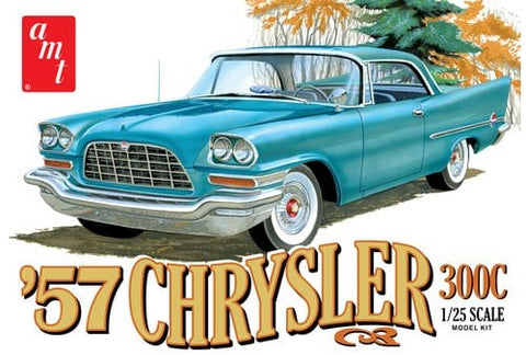 AMT MODELS  1/25  1957  Chrysler 300C 392cu.in.  2x4 bbl. HEMI