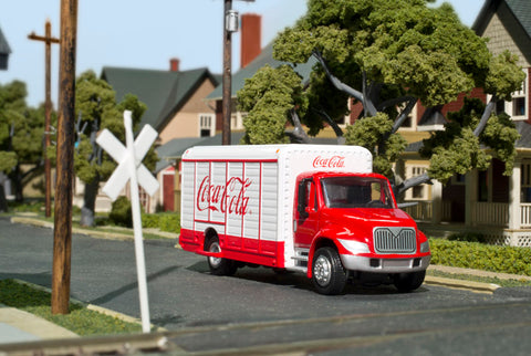 Atlas ATL30000108 HO Scale Coca Cola Beverage Truck