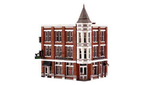 "Woodland Scenics BR4938 N Scale Landmark Structure ""Davenport Department Store"""