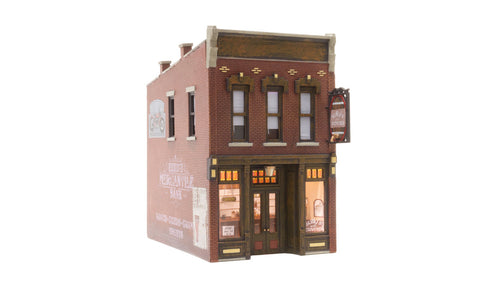 "Woodland Scenics BR4940 N Scale Landmark Structure ""Sully's Tavern"""