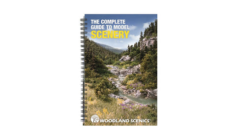 Woodland Scenics - The Complete Guide to Model Scenery - C1208