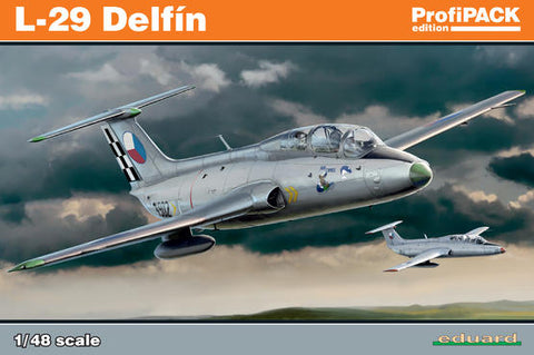 Eduard Model kit 1/48 L-29 Delfín - 8099