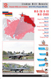 Linden Hill 1/72 decals Russian MiGs over Armenia 2016 VVS of Russia MiG-29s