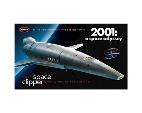 Moebius Model 1/160 2001 Space Odyssey: Orion III Space Clipper - MOE2001-2