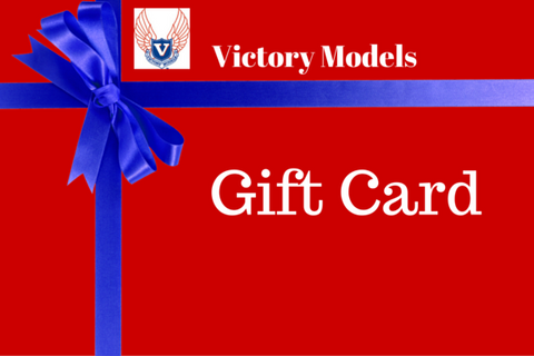 Victory Models Gift Card