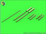Master Model 1/32 Fw 190 A2 - A5 armament set & Pitot tube - AM32063