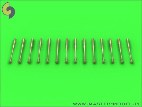 Master Model 1/48 scale Static dischargers for Sukhoi (14pcs)  - AM-48088
