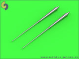 Master Model 1/48 scale Gloster Javelin Pitot Tubes - AM48098