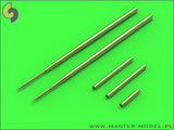 Master Model 1/72 MiG-17P/F Fresco D gun barrels & pitot tubes -  AM72072