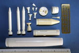 New Ware 1/144 Thor SLV-2A Agena D resin construction kit NW058