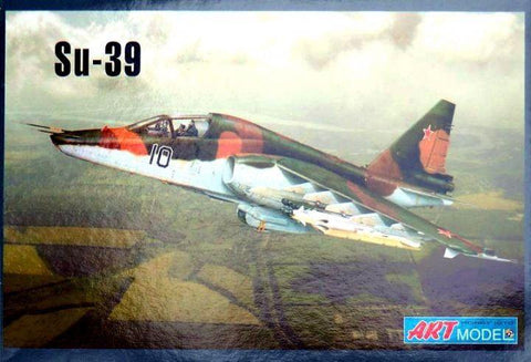 ART Model 1/72 scale Sukhoi Su-39 - kit AM7217