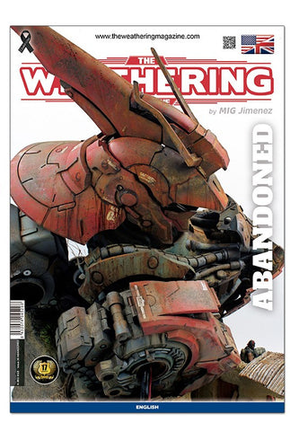AMMO by Mig Jimenez The Weathering Magazine Issue 30: ABANDONED #4529