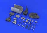 Eduard 1/48 Brassin interior for MiG-21PF for Eduard kit - 648144