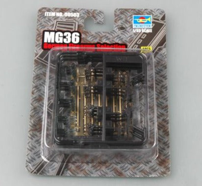 Trumpeter 1/35 Scale German Firearm Selection MG36 (6pcs) #00503
