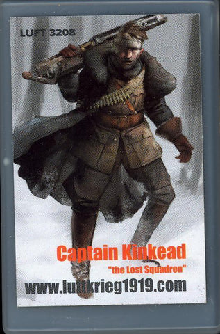 Aviattic 1/32 LUFTKRIEG '19 CAPT KINKEAD THE LOST SQUADRON Resin Figure LUFT3208