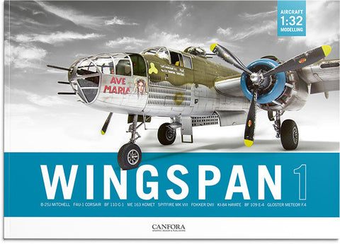 Canfora Wingspan Volume 1 CFA9