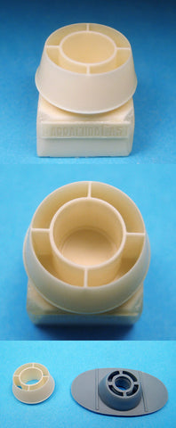 1/32 BarracudaCast Typhoon, Tempest Mk V Intake Ring - BR32141