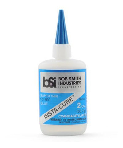 BSI Insta-Cure - Super Thin 1-3 Sec. - 2oz. Bottle  #BSI-103