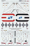 Caracal Models 1/48 decals US Navy T-45 Goshawk Pt 2 Kinetic CD48024