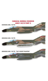 Caracal Models 1/48 decal Air National Guard F-4C/D Phantom Pt 3 CD48038