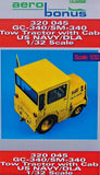 Aerobonus 1/32 resin UNITED TRACTOR GC340/SM-340 U.S. NAVY/DLA with cab - 320045