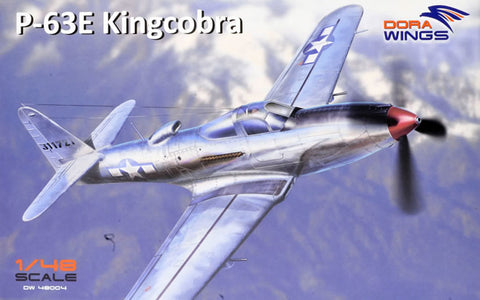 DORA WINGS  1/48  BELL P-63E  KINGCOBRA