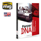 AMMO of MIG PANZER DNA Hard cover - AMIG6035 German Military Vehicles of WWII