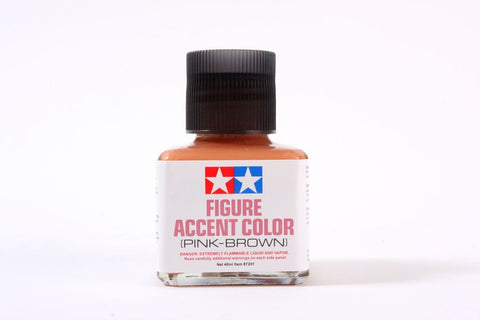 Tamiya FIGURE ACCENT COLOR Pink-Brown #87201