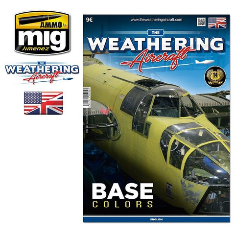 AMMO of Mig THE WEATHERING AIRCRAFT TWA ISSUE 4 BASE COLORS - #5204