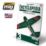 AMMO Encyclopedia of Aircraft Modelling Techniques #3 Painting Diego Quijano