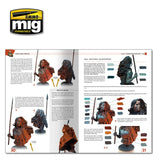 AMMO of Mig Jimenez Vol 1 Encyclopedia of Figures Color, Shape and Light AMIG6221