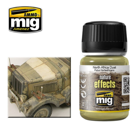 NORTH AFRICA DUST - AMIG-1404 Ammo by Mig Enamel type product for nature effects