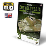 ENCYCLOPEDIA OF ARMOUR MODELLING TECHNIQUES VOL. 3 CAMOUFLAGES - AMIG6152