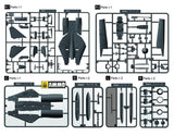 "Great Wall Hobby 1/72 US Navy F-14D VF-31 Sunset Limited Edition ""Just Win, Baby!"" S7203"