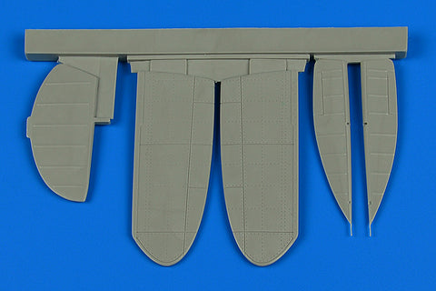 Aires 1/48 resin A5M2 Claude control surfaces - 4731 for Wingsy kits
