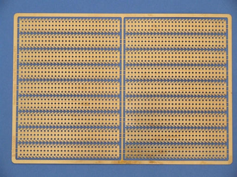 RB Productions 1/32 Perforated Steel Planking Marsden Matting - RBP32009